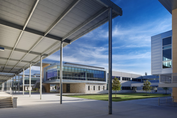 cedar ridge high school kah architecture and interior design round rock tx