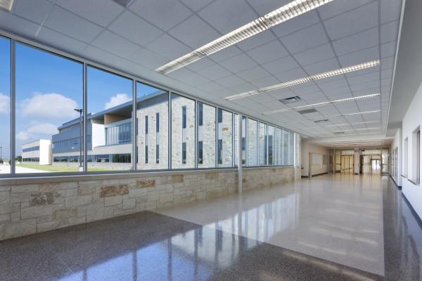 Cedar ridge high school kah architecture and interior - Interior design schools in texas ...
