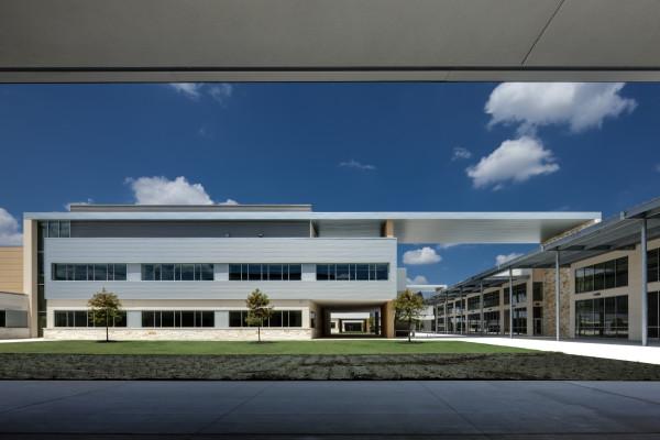 Cedar Ridge High School Kah Architecture And Interior