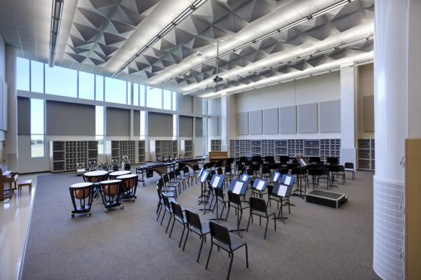 Outdoor Classroom Design ~ Cedar ridge high school kah architecture and interior