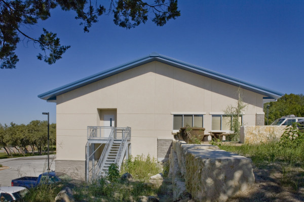 Pedernales Fire Station Esd 8 Kah Architecture And