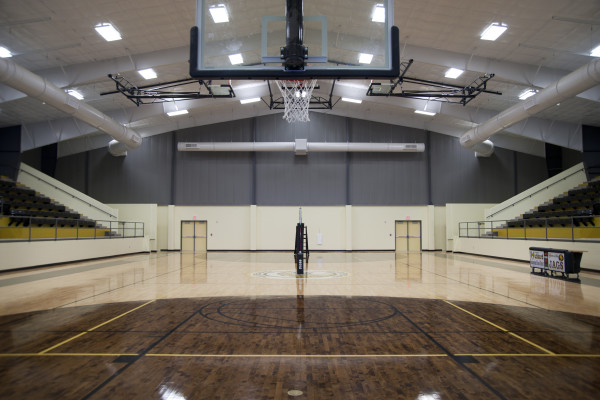 Hubbard isd new gymnasium kah architecture and - Interior design schools in texas ...