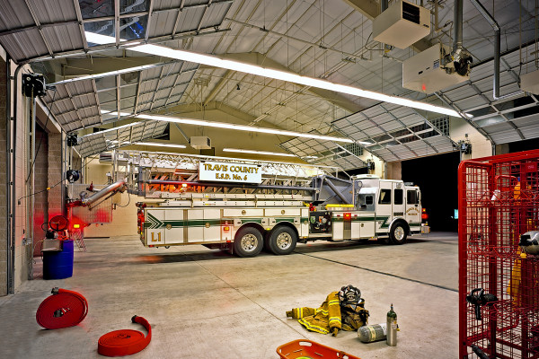 Hudson Bend Fire Station – KAH Architecture and Interior